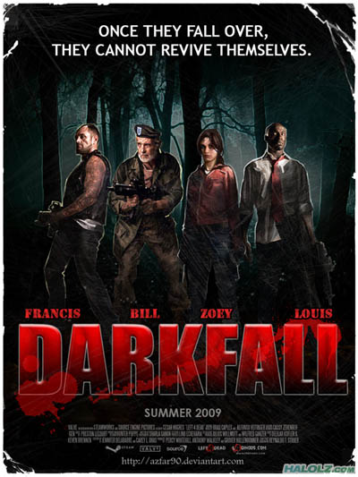 DARKFALL - ONCE THEY FALL OVER, THEY CANNOT REVIVE THEMSELVES.
