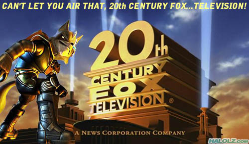 CAN'T LET YOU AIR THAT, 20th CENTURY FOX…TELEVISION!