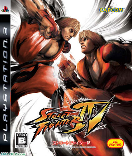 STREET FIGHTER IV - ONLINE EDITION