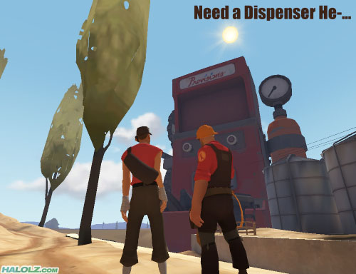 Need a Dispenser He-…