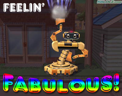 FEELIN' FABULOUS!