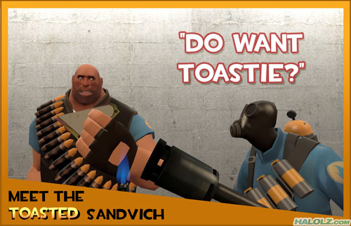"""DO WANT TOASTIE?"" MEET THE TOASTED SANDVICH"