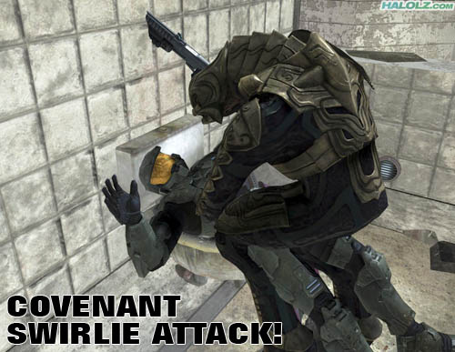 COVENANT SWIRLIE ATTACK!