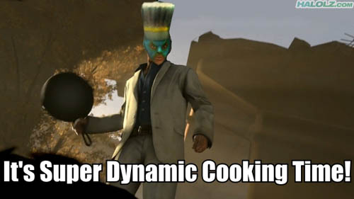It's Super Dynamic Cooking Time!