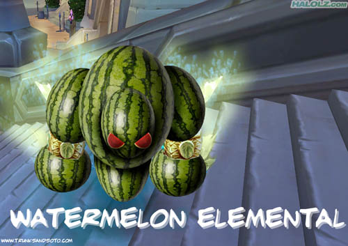 WATERMELON ELEMENTAL