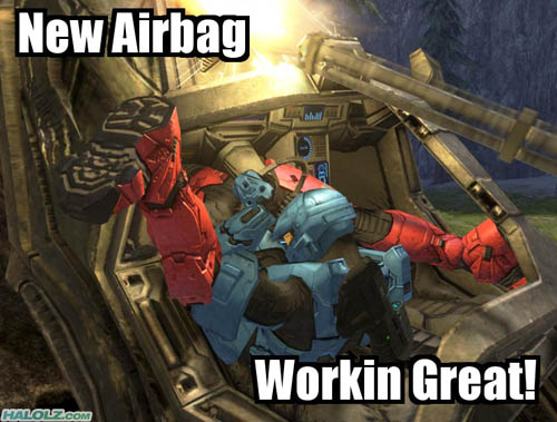 New Airbag Workin Great!