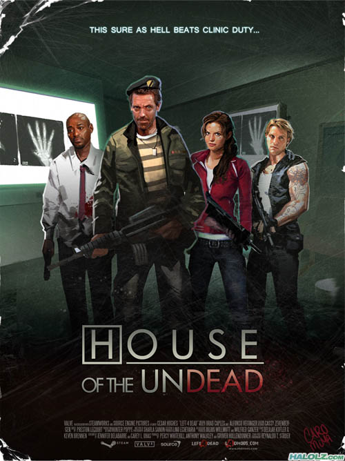 HOUSE OF THE UNDEAD
