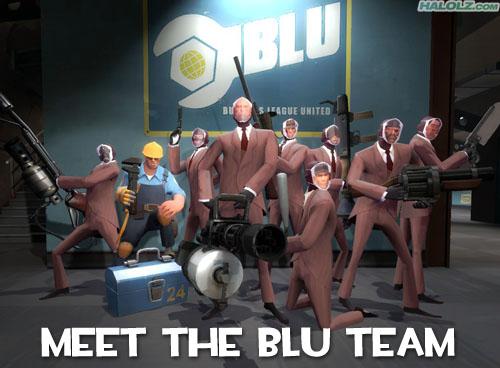MEET THE BLU TEAM