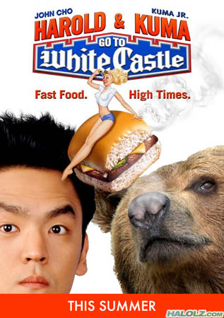 HAROLD & KUMA GO TO White Castle - Fast Food. High Times.