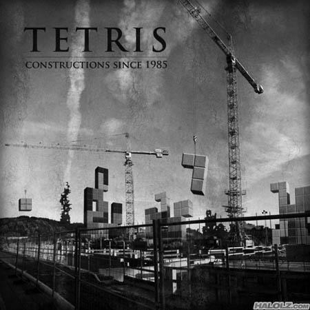 TETRIS - CONSTRUCTIONS SINCE 1985