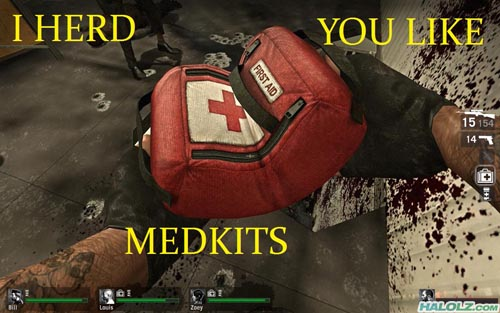 I HERD YOU LIKE MEDKITS