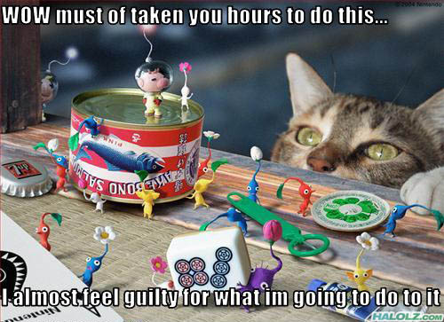 LOLCATS I own the Friskies company