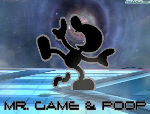 MR. GAME & POOP