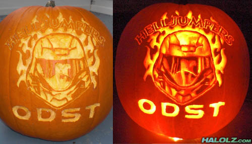 HALOLZWEEN 2009 - Halo ODST Hell Jumpers