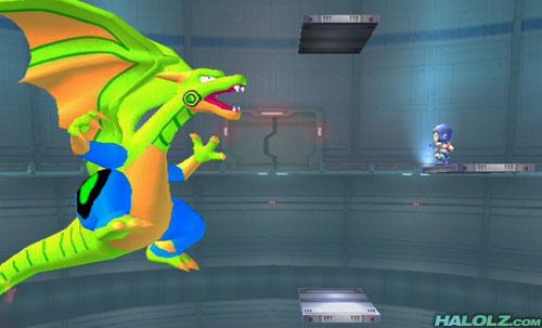 Super Smash Bros Brawl / Mega Man 2 Crossover