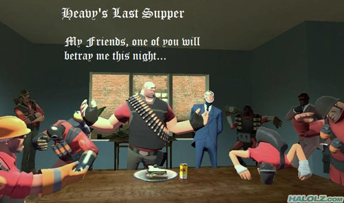 Heavy's Last Supper