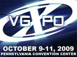 VGXPO 2009 Logo