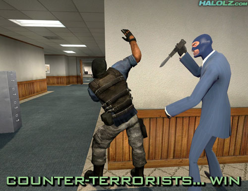 COUNTER-TERRORISTS… WIN