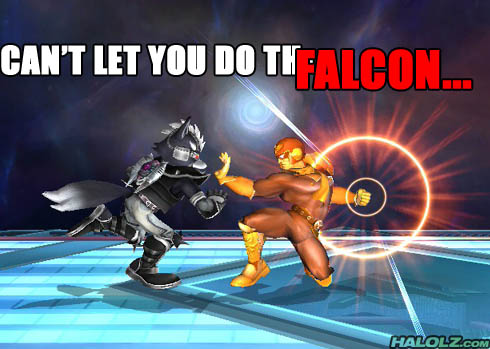 CAN'T LET YOU DO TH-FALCON!