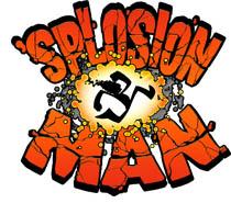 'Splosion Man Logo