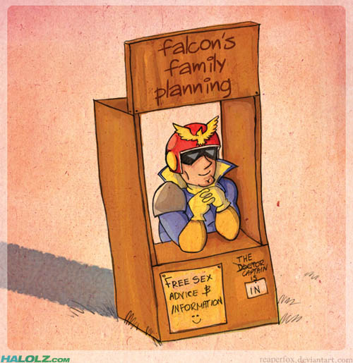 falcon's family planning