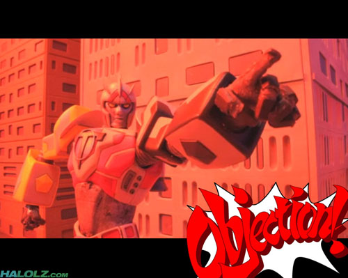 Objection! (Titan Maximum Edition)