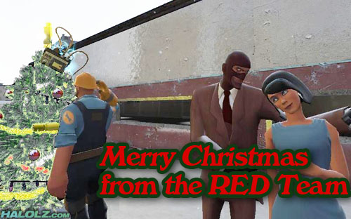 Merry Christmas from the RED Team