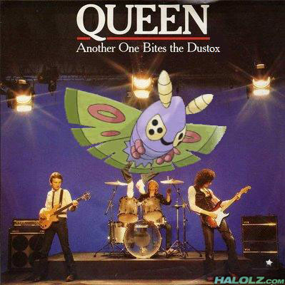 QUEEN - Another One Bites the Dustox