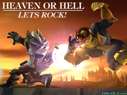 HEAVEN OR HELL - LETS ROCK!