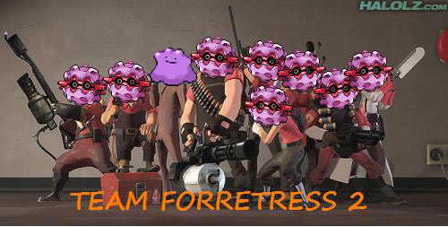 TEAM FORRETRESS 2