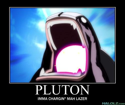 "PLUTON - IMMA CHARGIN"" MAH LAZER"