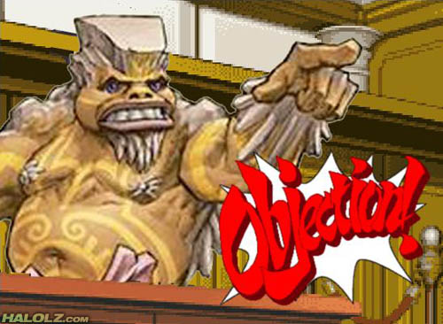 Objection! (Darbus Edition)