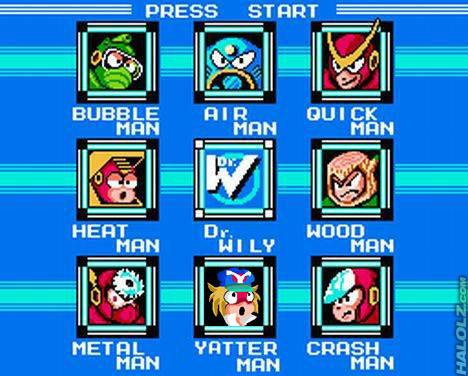 Tatsunoko vs Mega Man 2