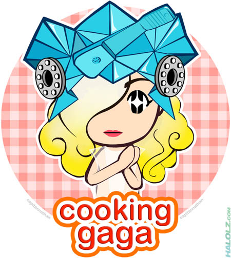 cooking gaga