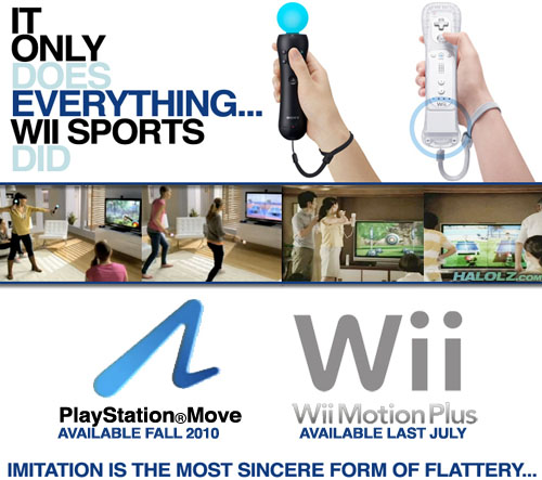 IT ONLY DOES EVERYTHING... WII SPORTS DID