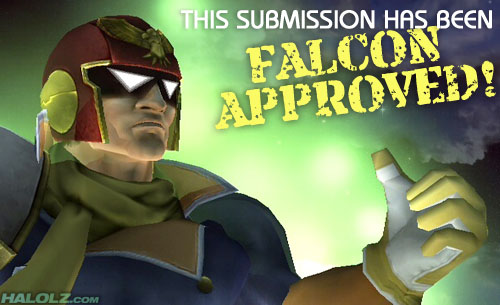 THIS SUBMISSION HAS BEEN FALCON APPROVED!
