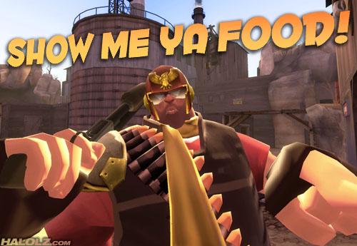 SHOW ME YA FOOD!