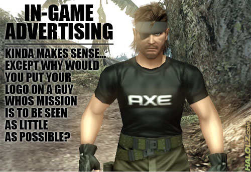 IN-GAME ADVERTISING