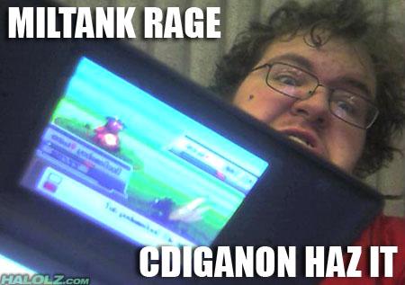 MILTANK RAGE