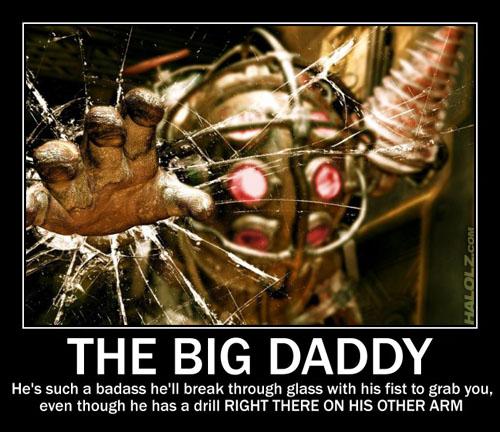 THE BIG DADDY