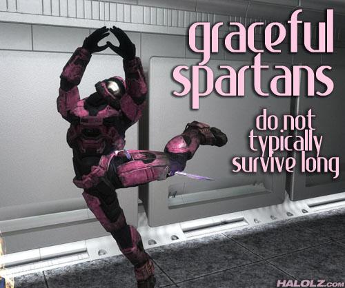 graceful spartans