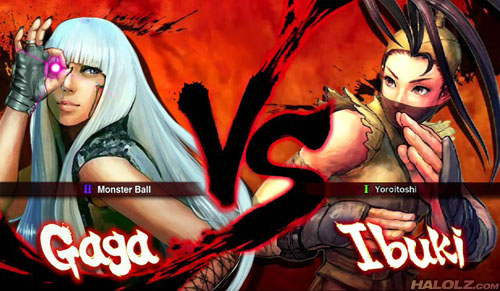 Lady Gaga vs Ibuki