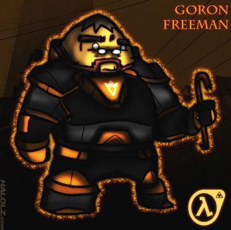 Goron Freeman