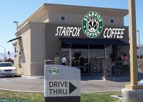 STARFOX COFFEE