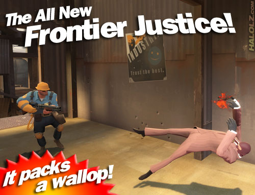 The All New Frontier Justice!