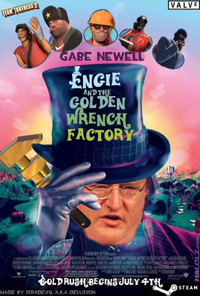 ENGIE AND THE GOLDEN WRENCH