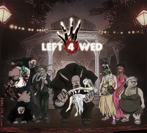 LEFT 4 WED