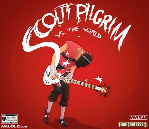 SCOUT PILGRIM VS. THE WORLD