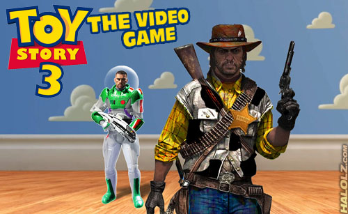 TOY STORY 3 - THE VIDEO GAME