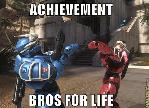 ACHIEVEMENT BROS FOR LIFE
